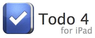 Todo para iPad
