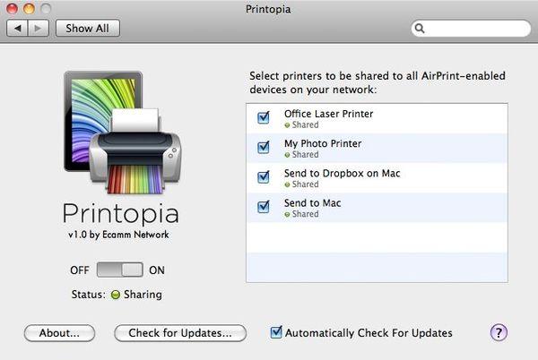 Printopia
