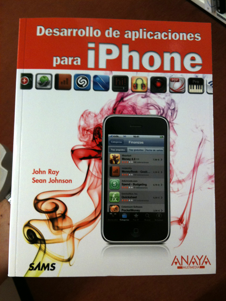 Desarrollo de aplicaciones para iPhone