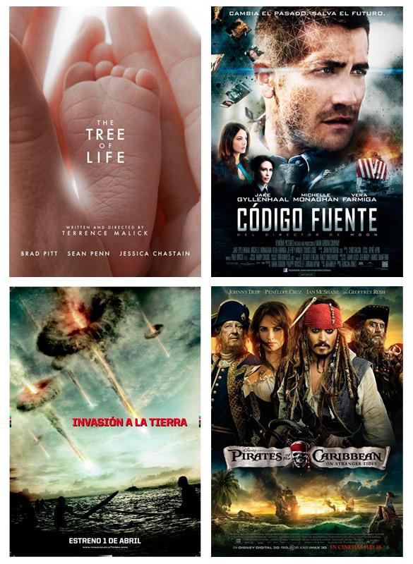 Mejores películas de 2011